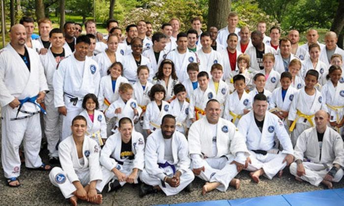 Guerrero Brazilian Jiu-Jitsu - Caldwell: $59 for an Eight Class Pass for Brazilian Jiu-jitsu or Mixed-Martial-Arts Training at Guerrero Brazilian Jiu-Jitsu in Caldwell (Up to $262 Value)