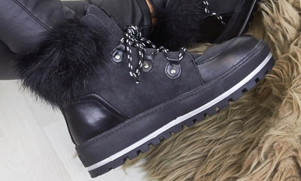 Women's Lined Winter Boots