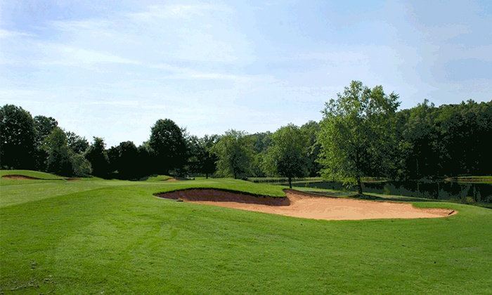 Southern Oaks Golf Course - Easley: 18-Hole Round of Golf for Two or Four Including Cart Rental at Southern Oaks (Up to 54% Off)