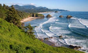 Convenient Hotel Minutes from Oregon's Coast at Shilo Inn Suites Seaside East, plus 6.0% Cash Back from Ebates.