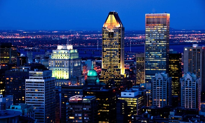 Hotel Espresso - Montreal: 1- or 2-Night Stay for Up to Four with Daily Bottle of Wine at Hotel Espresso in Montreal