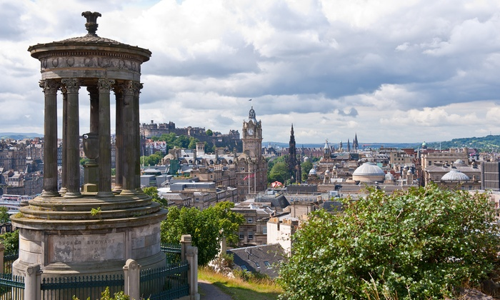 8-Day Scotland Tour with Airfare from Indus Travels