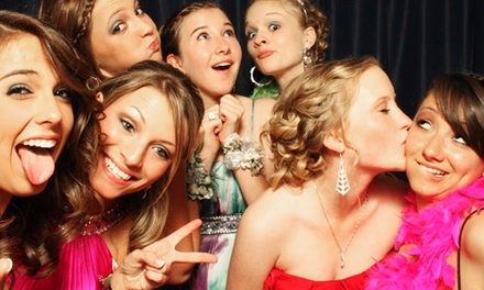 $450 for a 3.5-Hour Photo-Booth Rental Package from Booth Crazy (Up to $915 Value)