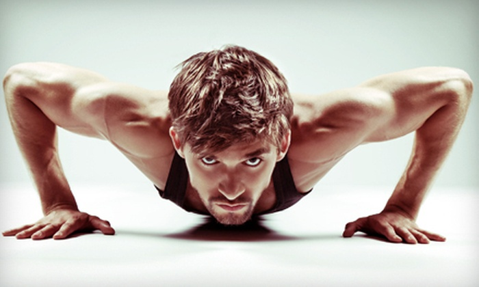 CrossFit Harrison - Harrison: $75 for a One-Month Membership to CrossFit Harrison ($205 Value)