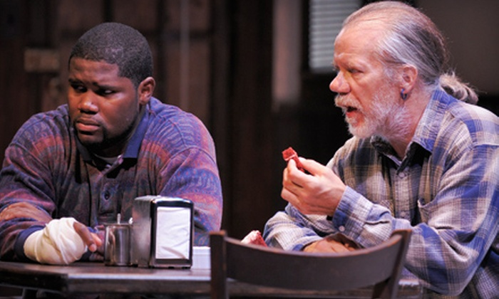 """""""The Sunset Limited"""" - Northampton: New Century Theatre's Production of """"The Sunset Limited"""" on July 4, 5, or 6 (Up to 52% Off)"""