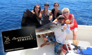 Sportsman's Rewards: 1 or 2 Groupons, Each Good for a 1-Year Hunting and Fishing Discount Card at Sportsman's Rewards (Up to 58% Off)