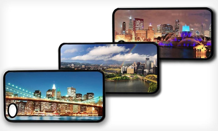 Cityscape Cases for iPhone 4/4S or 5: $9 for Cityscape Cases for an iPhone 4/4S or 5 (Up to $49.95 List Price). Seven Designs Available. Free Returns.