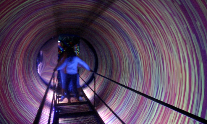 Purple Planet 3-D Mini Golf - Haunted Mill: Mini Golf for Two, Four, or Six at Purple Planet 3-D Mini Golf (Up to 61% Off)