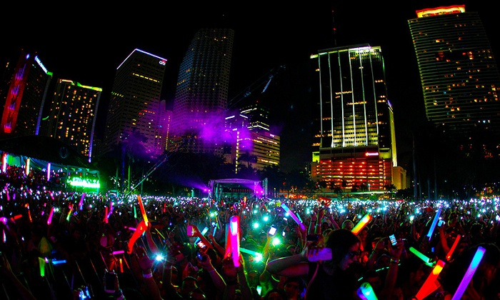 Nocturnal Lands - Quiktrip Park: $29 for Nocturnal Lands 5K, Running Music Festival with After-Party on August 23 ($60 Value)