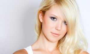 RC Spa & Beauty Center: Haircut Package with Style and Optional Partial or Full Highlights at RC Spa & Beauty Center (Up to 62% Off)