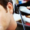 Half Off Men's Haircut and Shave