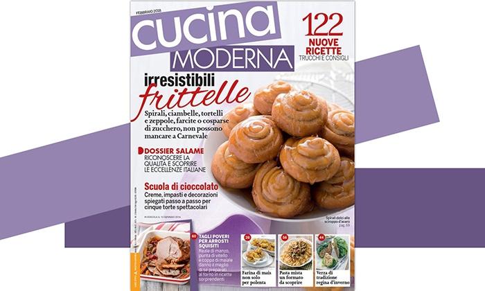 Cucina Moderna Digitale.Abbonamento Carta Piu Digitale Cucina Moderna