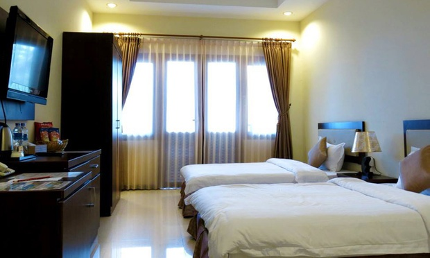 Bintan: Spa Villa + Ferry with Taxes 1