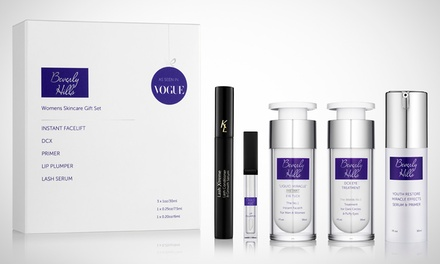 One or Two Beverly Hills Skincare Gift Sets for Women