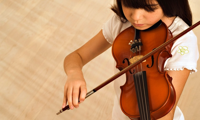 CSU Schwob Music Prep - Downtown Columbus: Two or Four Private 30-Minute Violin or Cello Lessons at CSU Schwob MusicPrep (Up to 58% Off)