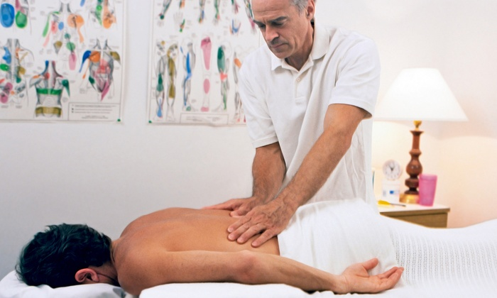 Wheaton Chiropractic Spine & Joint Center - Wheaton: One or Three 55-Minute Massages at Wheaton Chiropractic Spine & Joint Center (Up to 63% Off)