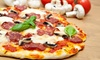 Pizza Bistro - Niagara Falls - East Side: $20 for Two Groupons, Each Good for $20 Worth of Brick-Oven Pizza and Italian Food at Pizza Bistro ($40 Total Value)