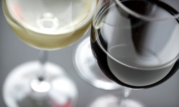 Wines for Humanity - Elk Grove Village: $79 for In-Home Wine Tasting with Wineglasses and Wine Pourers for Up to 16 from Wines for Humanity ($300 Total Value)