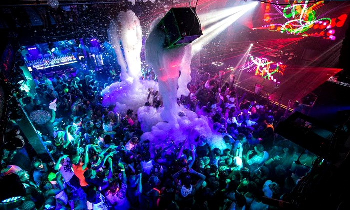 Foamshow - Elektricity: Two or Four Groupons, Each Good for VIP Admission to Paint vs. Foam: Devil's Night Party from Foamshow (58% Off)