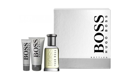 Hugo Boss Bottled Men's Eau de Toilette Gift Set