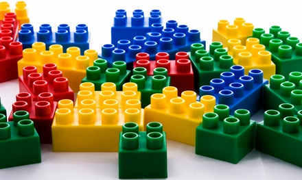 Lego Play Sessions and Classes for Kids at Snapology (50% Off). Four Options Available.