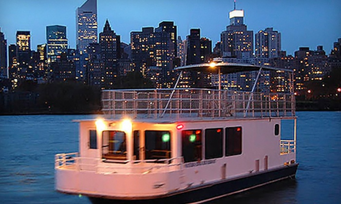 Boston Green Cruises - Boston Green Cruises: One-Hour Daytime or Sunset Boston Harbor Cruise for Two from Boston Green Cruises (Up to 50% Off)