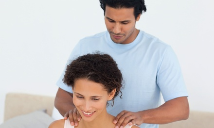 $60 for Two-Hour Couples Massage Class for Two at Fluidity Massage Institute ($169 Value)