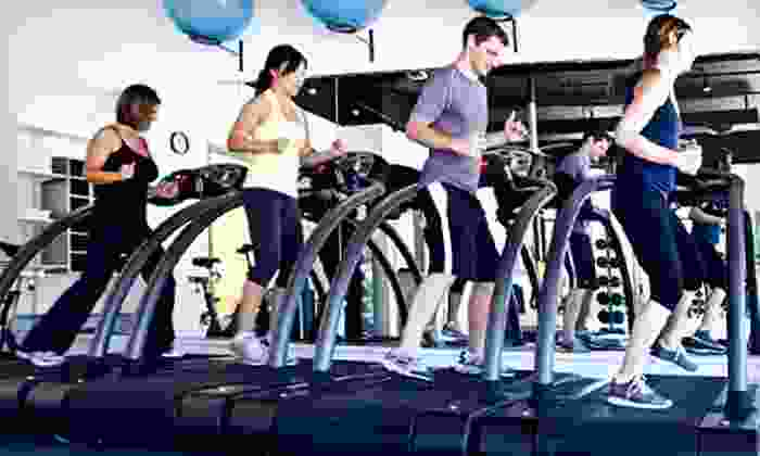 Group Interval Training – G.I.T. FIT - Woodland Hills: 5 or 10 Interval-Training Classes at Group Interval Training – G.I.T. FIT (Up to 59% Off)