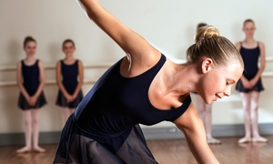 Artistry in Motion Dance Studio: Four or Eight 60-Minute Classes, or One Month of Unlimited Classes at Artistry in Motion Dance Studio (Up to 64% Off)
