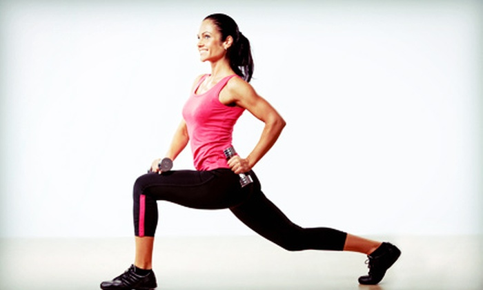 SXS Fitness - Midtown Toronto: 10 Boot Camp Classes for One or Two People at SXS Fitness Toronto (Up to 87% Off)