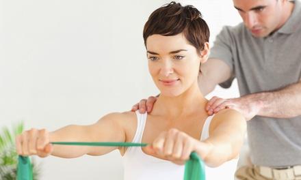 3 o 5 sesiones de fisioterapia con diagnóstico y 1 o 2 vendajes neuromusculares desde 29,95 € en Fisioterapia Toribio