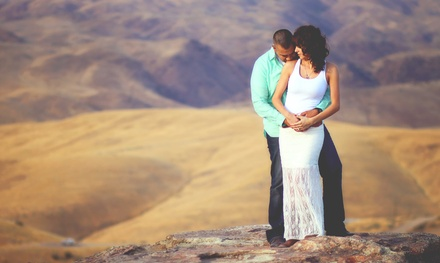 $99 for a One-Hour In-Studio or On Location Photoshoot at Dreamhigh Photography, LLC ($365 )