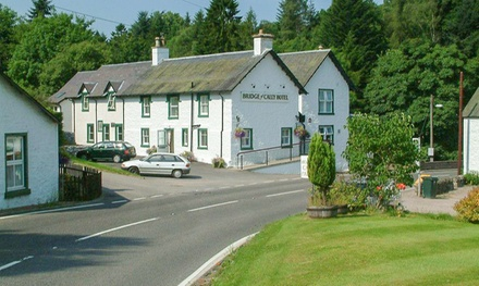 Perth and Kinross: Up to 3 Nights with Breakfast
