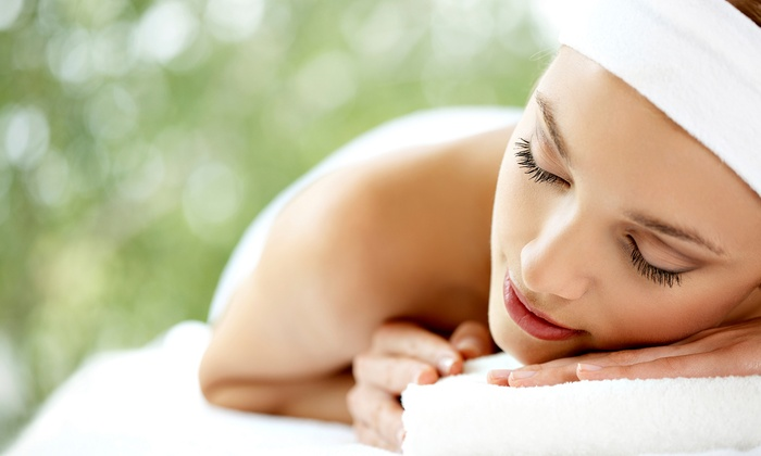 About Face Mind & Body Spa - Coral Springs: $75 for a Hot Poultice or Crystal Healing Massage at About Face Mind & Body Spa ($159 Value)