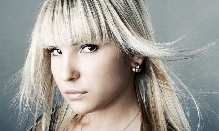 Helmet Hairworx - Multiple Locations: Haircut and Color Packages at Helmet Hairworx (Up to 64% Off)