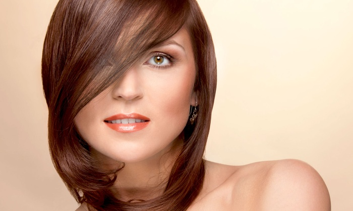 The W Salon - West Hollywood: Haircut and Styling Services at The W Salon (Up to 65% Off). Four Options Available.