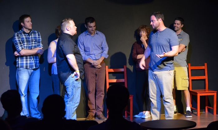 The Black Box Improv Theater - Webster Station: $45 for a Level 1 Improv Class at The Black Box Improv Theater ($125 Value)