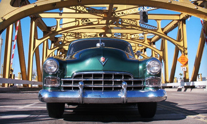 California Automobile Museum - Old Sacramento: Visit for Two or Four, or Trunk or Treat for Two Adults and Two Kids at California Automobile Museum (Half Off)
