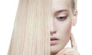 Steele Cutz Salon: $94 for a Keratin Hair-Smoothing Treatment at Steele Cutz Salon ($350 Value)