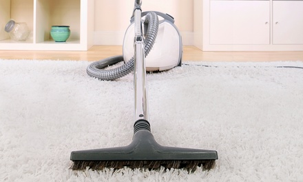 $53.99 for Steam Carpet Cleaning for Three Rooms and One Hallway from Pro Steam Carpet Care ($150 Value)