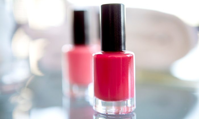 Nails by Penny at Salon 1580 - Roswell: $29 for a Basic Mani-Pedi from Nails by Penny at Salon 1580 ($60 Value)