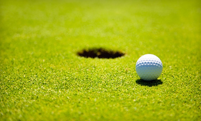 Minnechaug Golf Course - Glastonbury: 9-Hole Golf Outing with Rental Cart, Pizza, and Soda for Two or Four at Minnechaug Golf Course (Up to 54% Off)