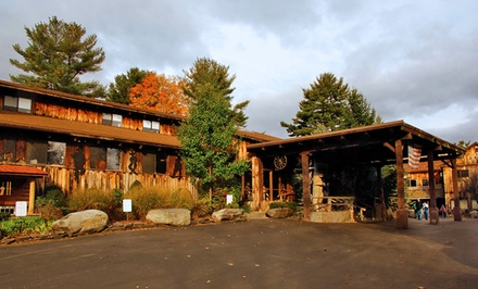 Stay with Resort Credit at Pinegrove Family Dude Ranch in the Catskills. Dates Available into April.