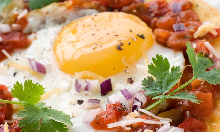Teqa - Kips Bay: Brunch for Two or Four with Up to Three Drinks Per Person at Teqa (Up to 75% Off)