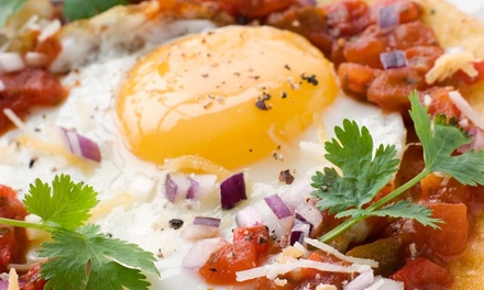 Brunch for Two or Four with Up to Three Drinks Per Person at Teqa (Up to 75% Off)