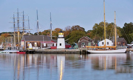 Visit for Two, Four, or Six to Mystic Seaport: The Museum of America and the Sea (Up to 52% Off)