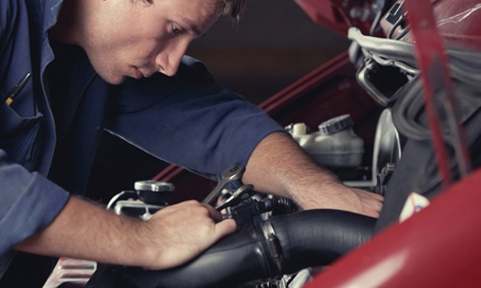 Ambassador Auto Repairs Limited - Belfast: Winter Service With Oil and Filter Change for £29 at Ambassador Auto Repairs