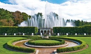 Longwood Gardens: $9 for a Visit to Longwood Gardens (Up to $18 Value)