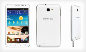 $349.99 For A Samsung Galaxy Note N7000 Unlocked Android Smartphone ($425 List Price). Free Shipping And Returns.