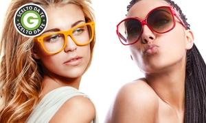 Centro Ottico Megavision: Megavision - Occhiali da vista o da sole con lenti monofocali o progressive da 39,90 €